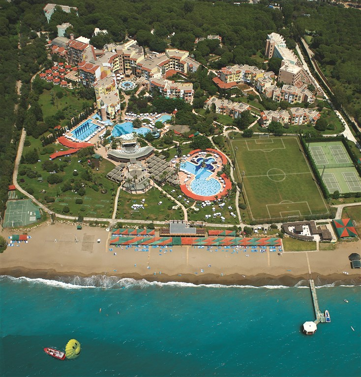 Hotel Limak Arcadia Golf Sport Resort