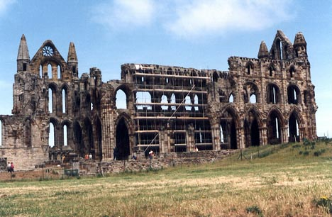 Whitby Abbey - 8