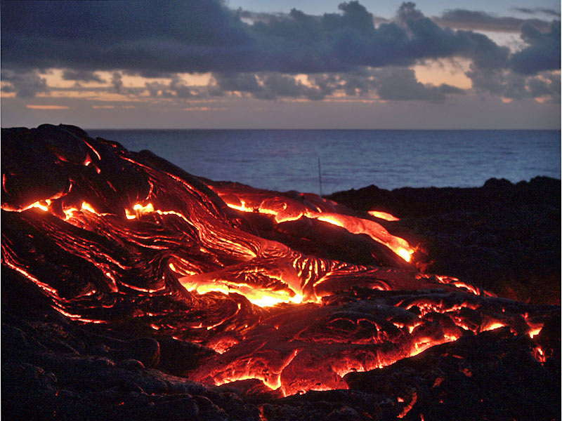 Hawaii Volcanoes - 4