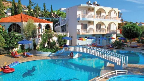 Pefkos garden hotel родос отзывы