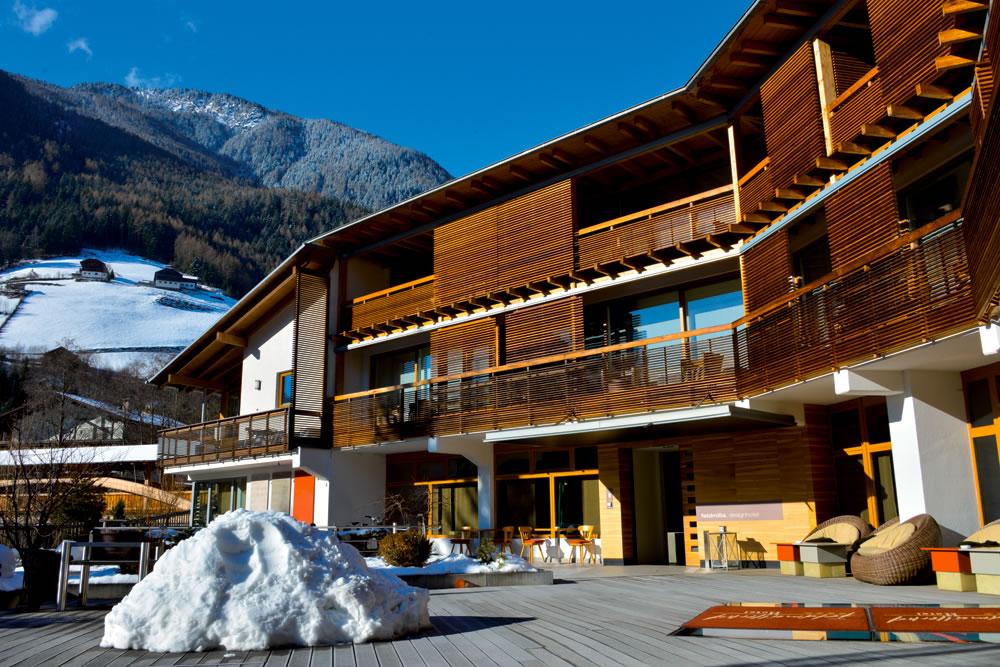 Taliansko talianske alpy dovolenka 2018 for Designhotel feldmilla