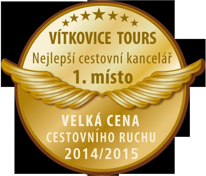 Vítkovice tours 1.miesto najlepšia ck 2014/2015