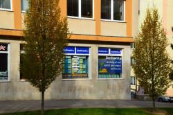 Cestovná kancelária V budove Intesa